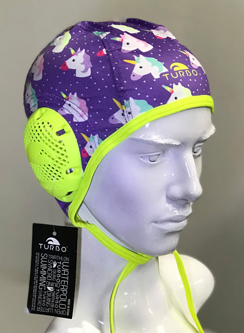 WP Cap - Senior Fun Cap - Happy Unicorn (Violet)