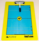 WP Tactical Board - Turbo & Kap7 - 37cm x 28cm
