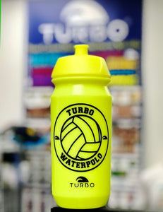 Water Bottle - Bidon - Turbo WP Ball (Yellow)