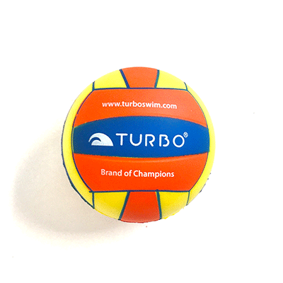 WP Ball - Mini Anti-Stress Ball (Orange)