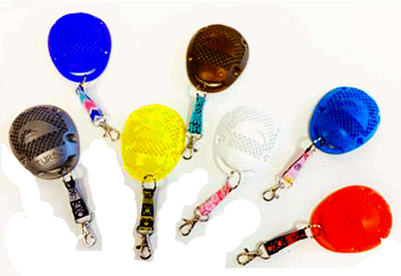 Key Chain - WP Cap Ear Guard (Multi-Colours)