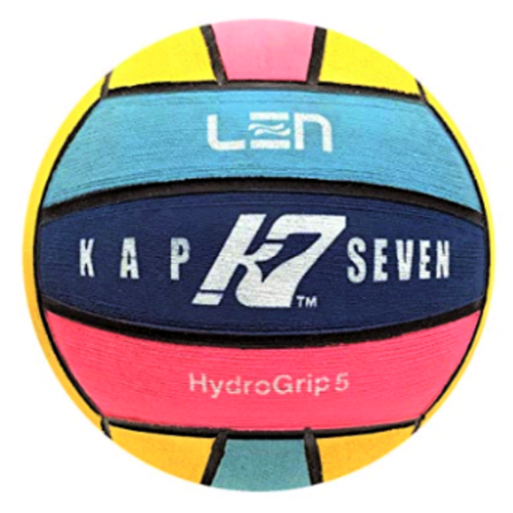 WP Ball - Kap7 Size No.5 Men (Multi-Colour)