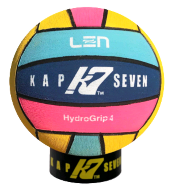 WP Ball - Kap7 Size No.4 Women / Youth (Multi-Colour)