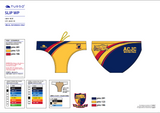 Past Custom Designed - ACJC 2019 Boys/Men WP Trunks No Name (Pre-Order)