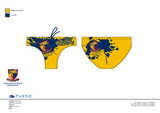 Past Custom Designed - ACS(I) 2017 Boys/Men WP Trunks without Name (Pre-Order)