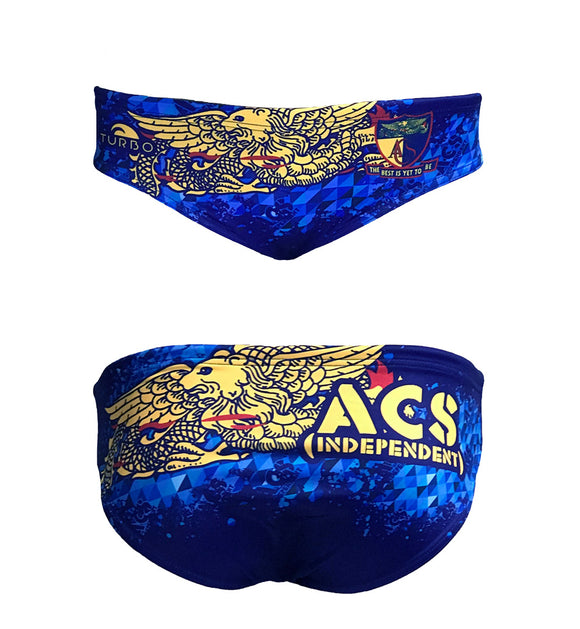 Past Custom Designed - ACS(I) 2018 Boys/Men Swimming Trunks without Name (Pre-Order)