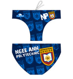 Past Custom Designed - NP 2012 Boys/Men WP Trunks without Name (Pre-Order)