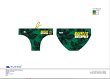 Past Custom Designed - RI 2017 Boys/Men Swimming Trunks with Name (Pre-Order)