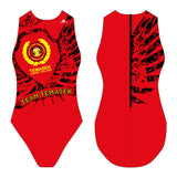 Past Custom Designed - TJC 2012 Girls/Women WP Suit without Name (Pre-Order)