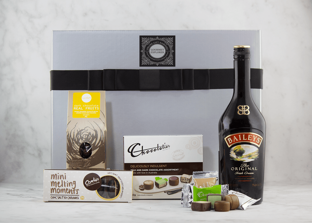 Bailey's Irish Cream & Chocolate Celebration