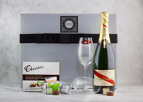 Brut & Chocolate Hamper