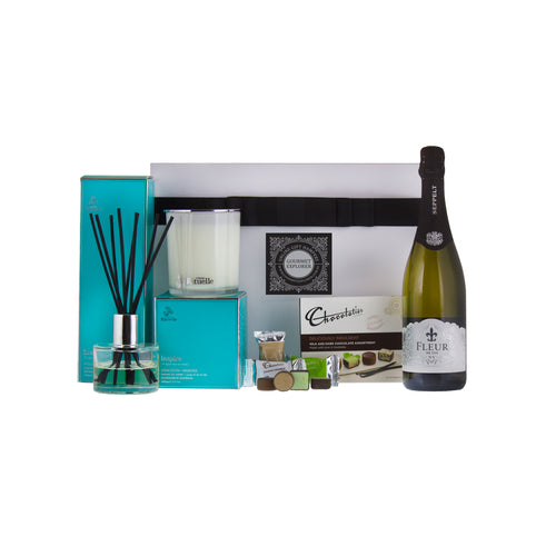 Pamper Her! Sparkling and Rituelle Gifts Hamper