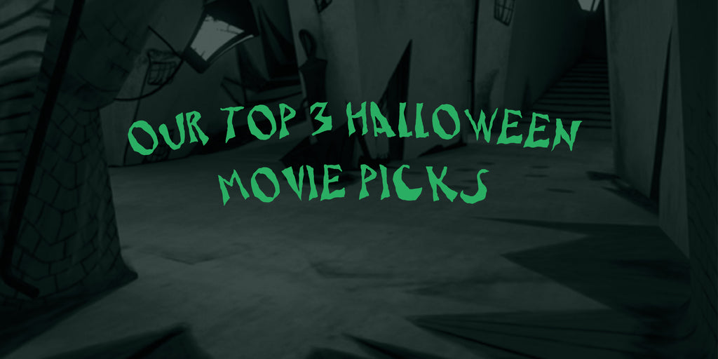 Our Top 3 Movie Picks for Halloween 2017