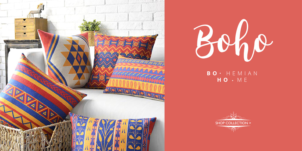 Cemavi BoHo Style Cushion Covers