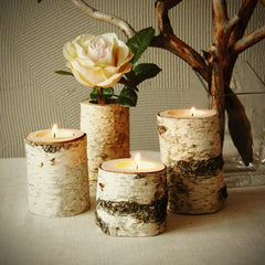 Cemavi Christmas Gift Ideas for Home Decor Lovers - candles and tea lights