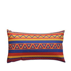 Boho Stripes Cushion Cover