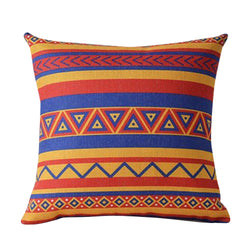 Boho Vintage Cushion Cover