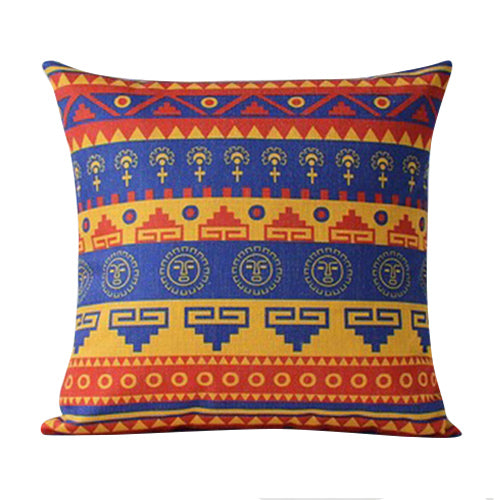 Boho World Cushion Cover