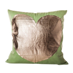 Oaken Heart Cushion Cover