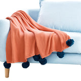 Manta Orange Blanket - Black Friday Deal II