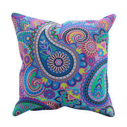 Amelia Purple Cushion Cover