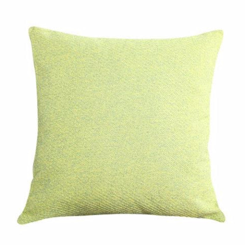 The Green Nymph Cushion Cover