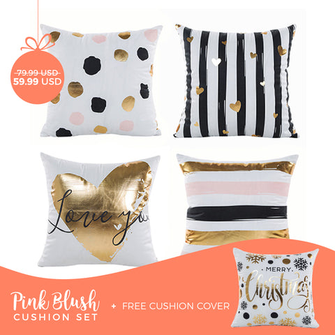 Pink Blush Set - Black Friday Deal I