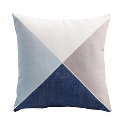 Nautilus Navy Colored Cushion Cover CEMAVI