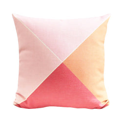 Nautilus Peach Colored Cushion Cover CEMAVI