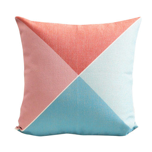 Nautilus Pastel Colored Cushion Cover CEMAVI