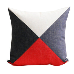 Nautilus Red Cushion Cover CEMAVI