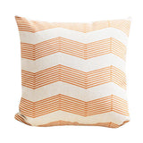 Alon Orange Wave Cushion Cover CEMAVI