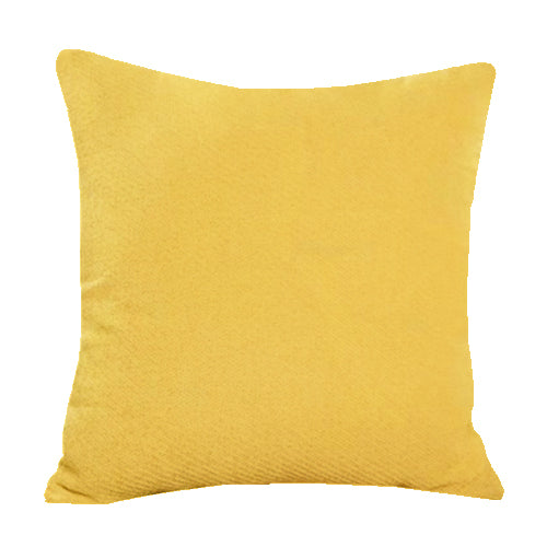 The Yellow Diva Cushion Cover