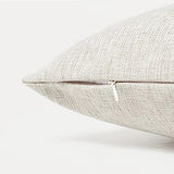 Alon Orange Wave Cushion Cover