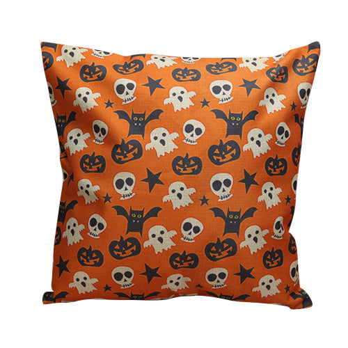 Halloween Fright Cushion Cover