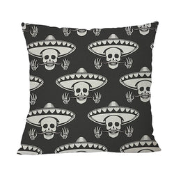 Dia de Muertos Cushion Cover