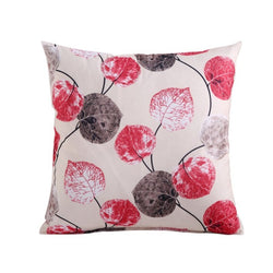 Florence Red Cushion Cover