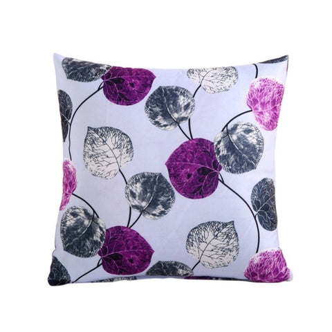 Florence Purple Cushion Cover