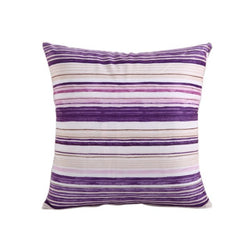 Linya Purple Cushion Cover
