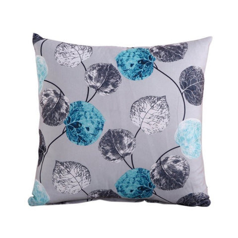 Florence Teal Cushion Cover