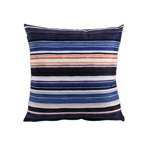 Linya Blue Cushion Cover