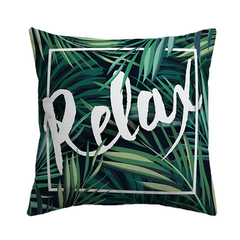 Relax Cushion Cover