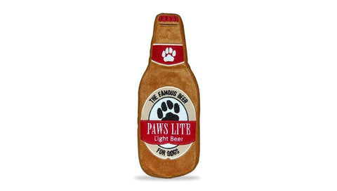 Paws Lite Bottle Dog Toy