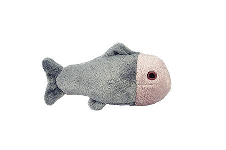 Fluff & Tuff Guppy Fish Plush Toy