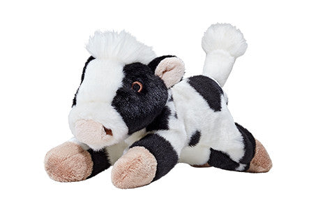 Fluff & Tuff Marge Cow Plush Toy