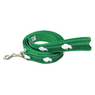 Luck of the Irish Green Buffalo Leash