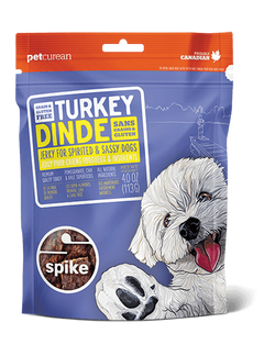 Petcurean Spike Turkey Jerky Treats