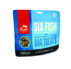 Orijen Freeze Dried Six Fish Treats