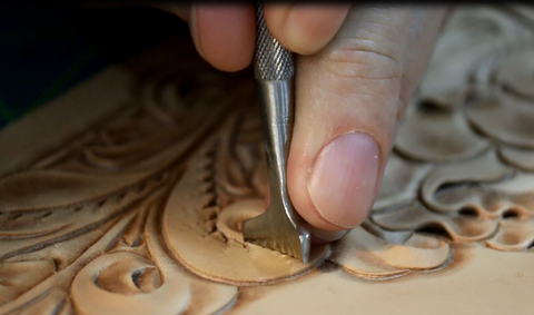 Leather Tooling
