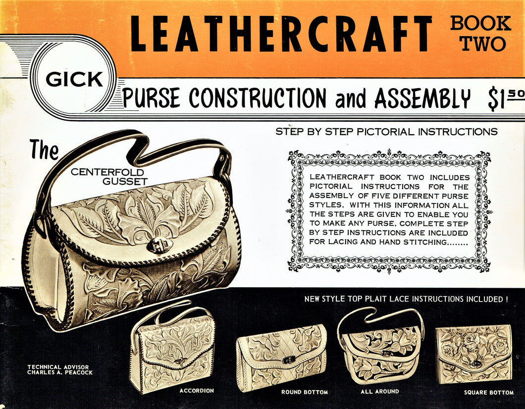 Leathercraft Book Two by James E. Gick